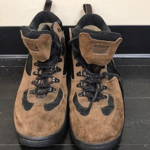 Coleman heavy duty work boots size 10